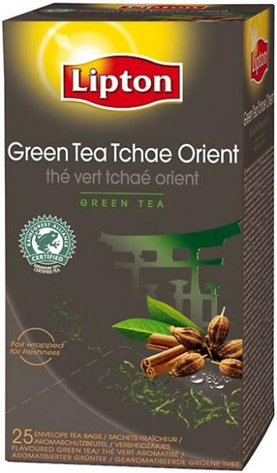 Bilde av Lipton Green Tea Tchea Orient